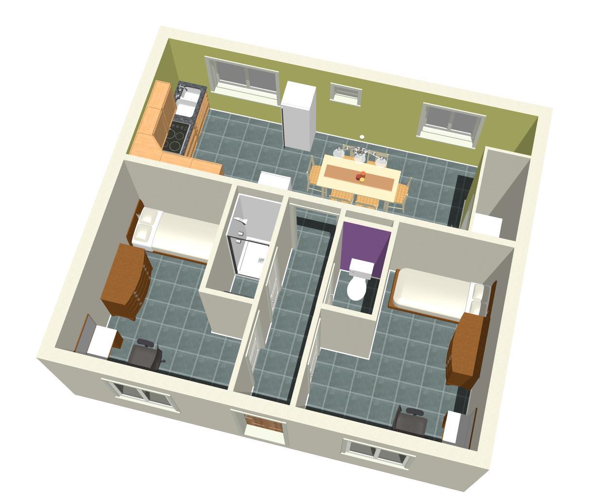 Salle de bain wc galerie d 39 inspiration pour la meilleure for Salle de bain wc 3m2